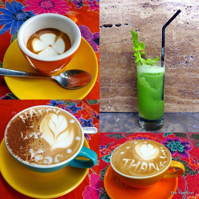 Green Tomato Cafe, Ampang