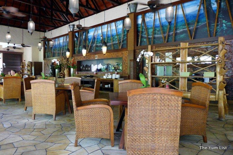 Pomelo, The Banjaran Hotsprings Retreat, Ipoh