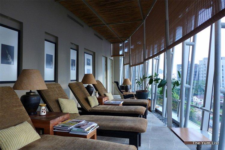 luxury spa in KL