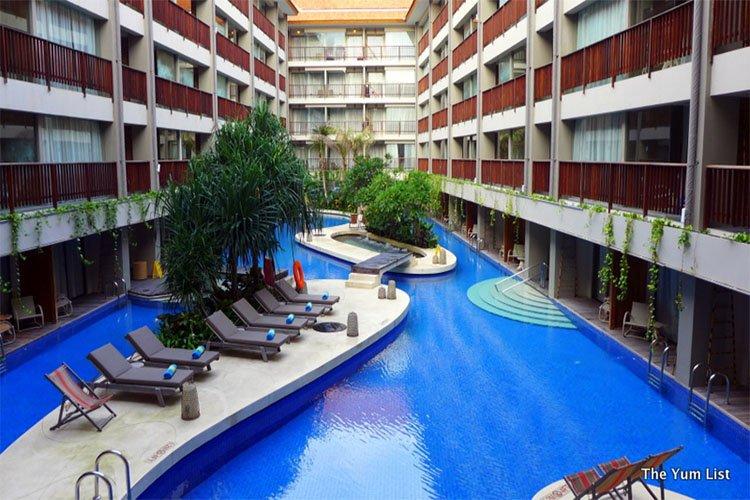starwood hotels bali