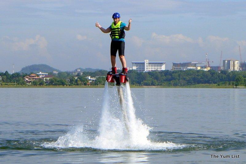 water sports, Malaysia, things to do in Putrajaya