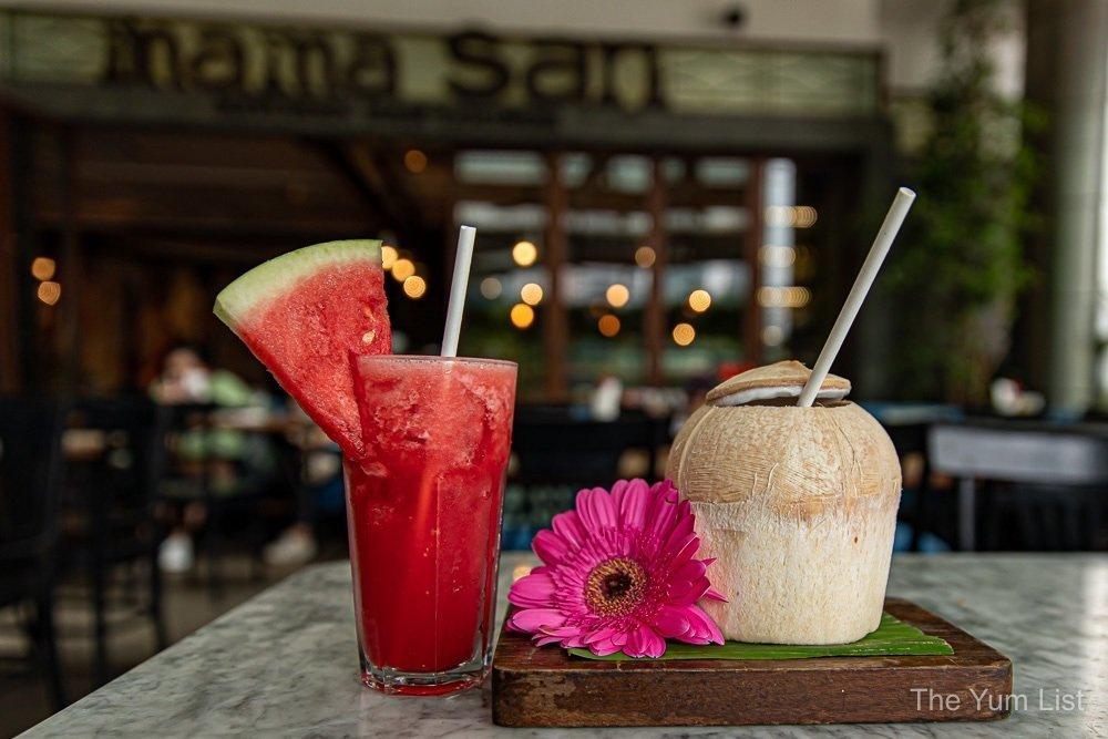 Mama San KLCC Restaurant