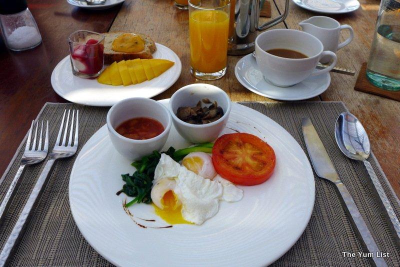 Breakfast at La Sal