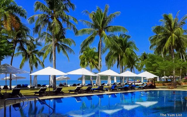 best hotels Pantai Cenang