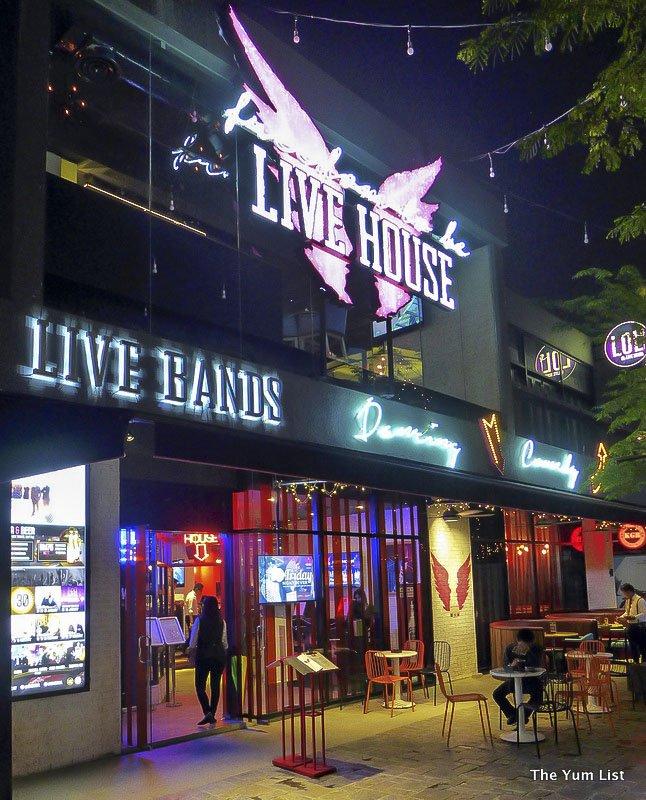 comedy, entertainment in Kuala Lumpur, nightlife