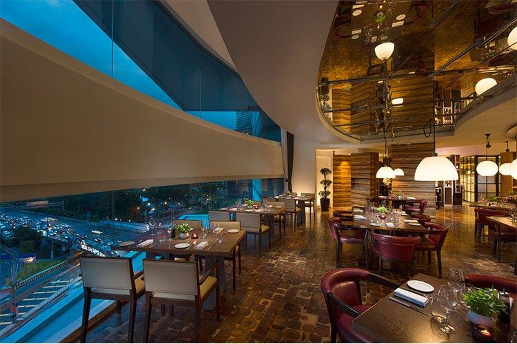 Graze, Hilton Kuala Lumpur Hotel