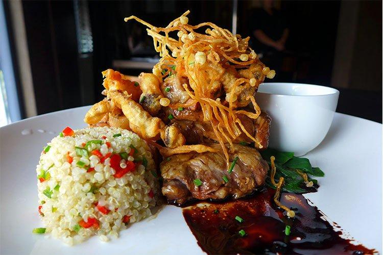 restaurant and bar Damansara Heights