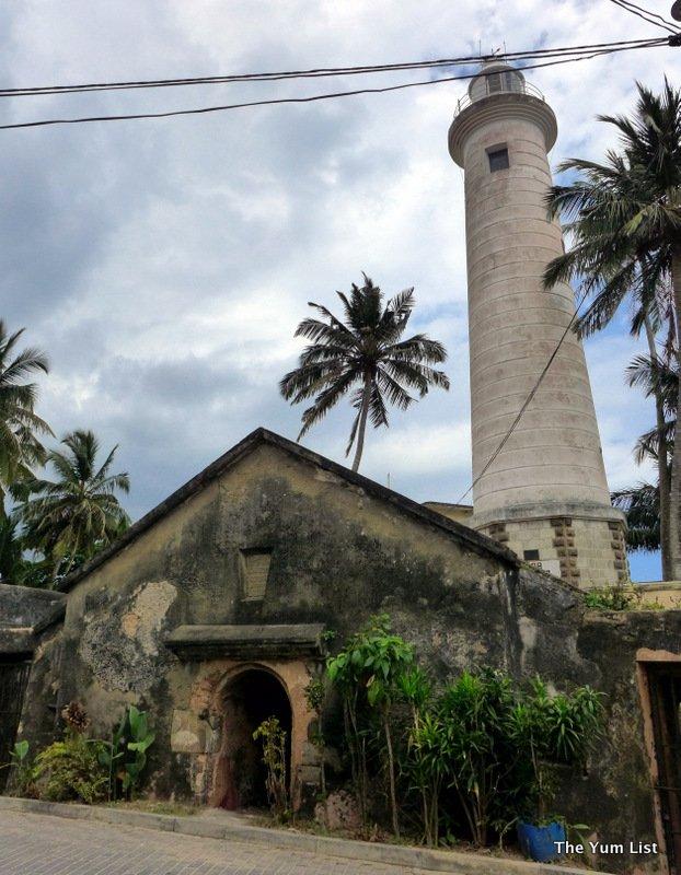 The Fort Bazaar, Galle