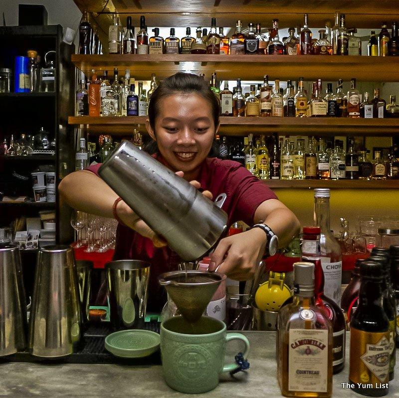 Lou Shang Bar, Damansara Uptown