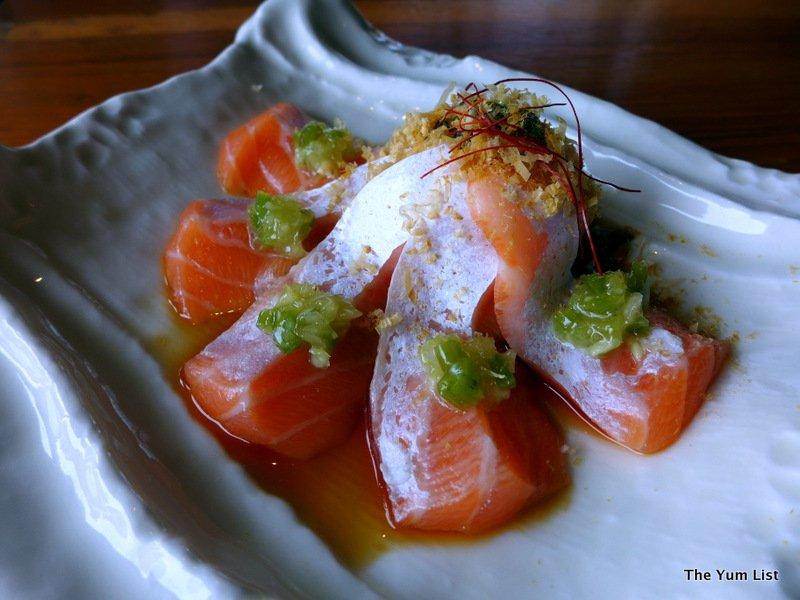 Yellow Tail Sushi Bar, YTSB review