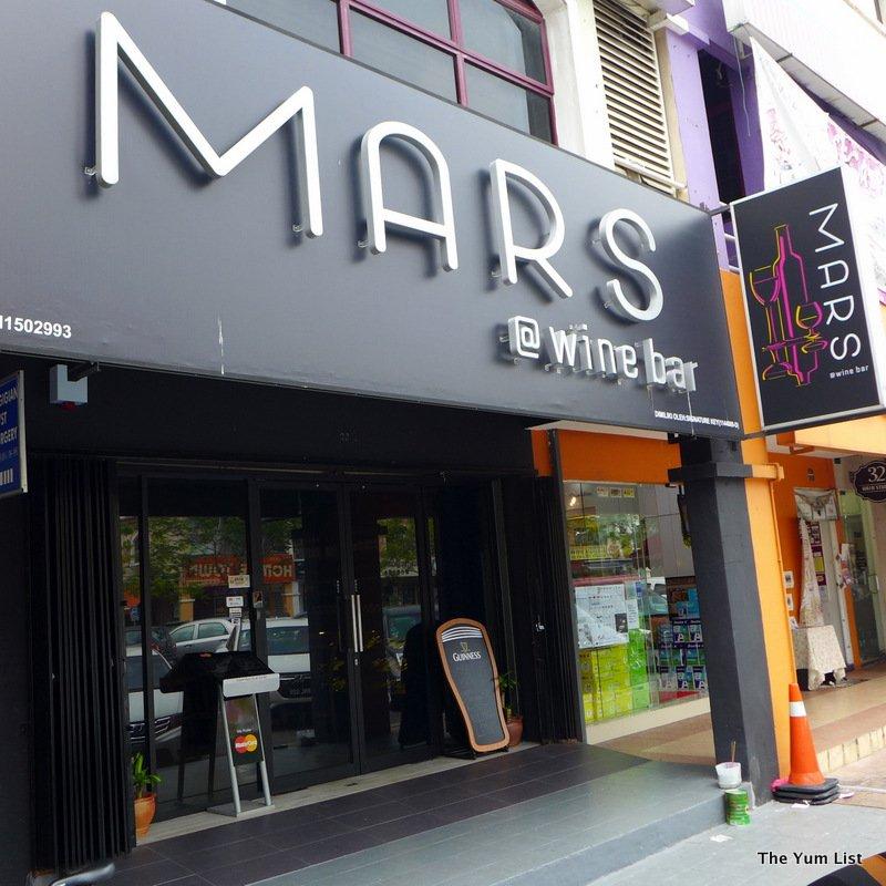 MARS Wine Bar, Kota Damansara