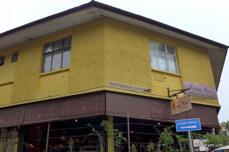 French bistro in Bangsar