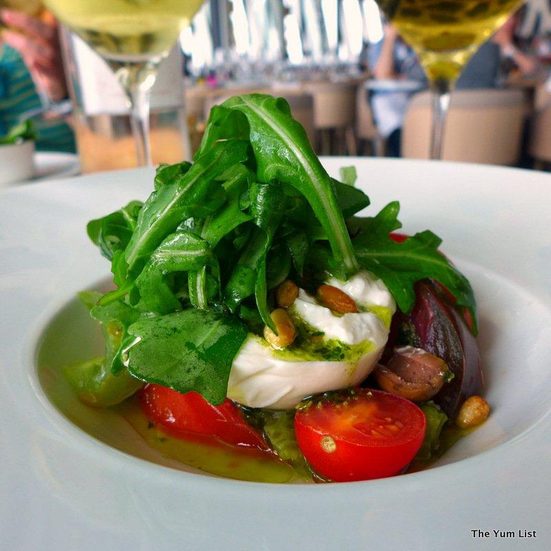 Le 7 Restaurant, La Cite du Vin, Bordeaux