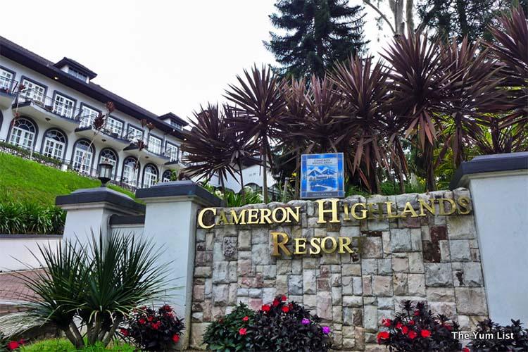 luxury hotel cameron highlands