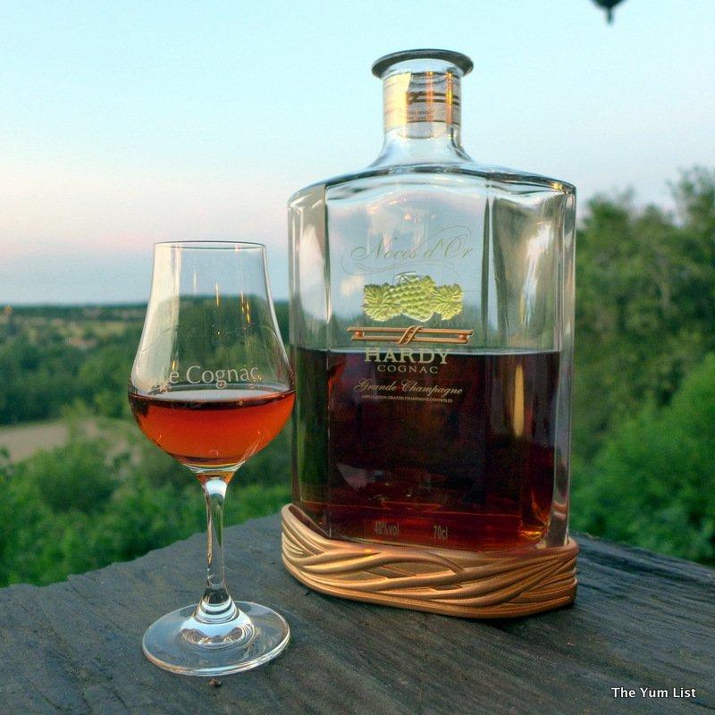 La Table De L'Yeuse, Cognac
