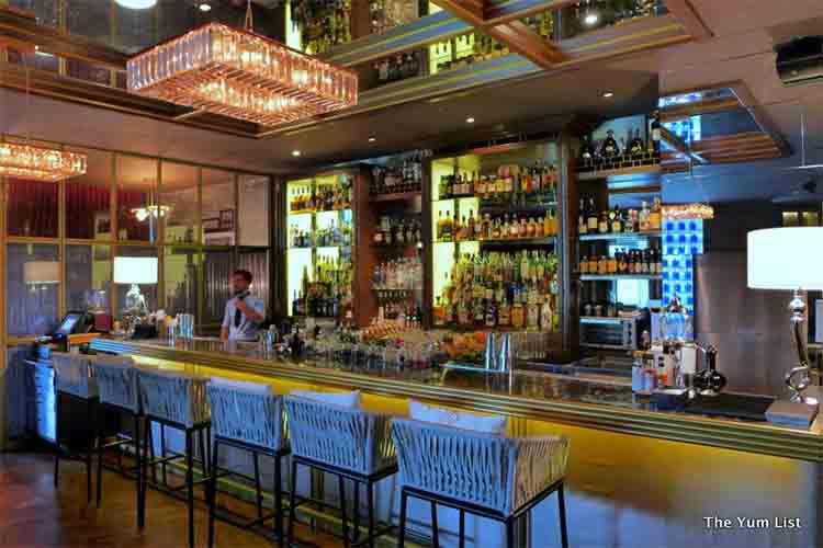 cocktail bars in Kuala Lumpur