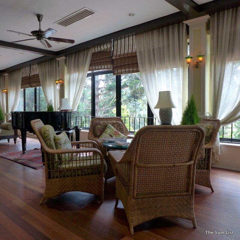 The Jim Thompson Tea Room, Cameron Highlands Resort, Pahang