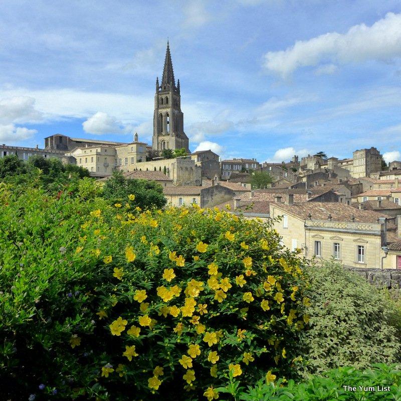 Saint-Émilion, Bordeaux