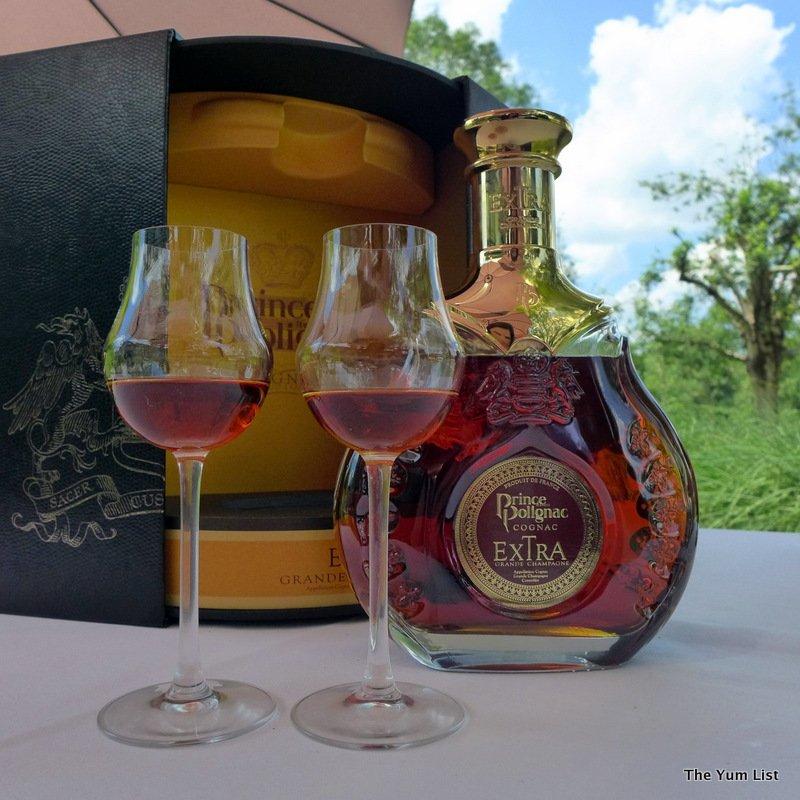 La Ribaudiere, Cognac