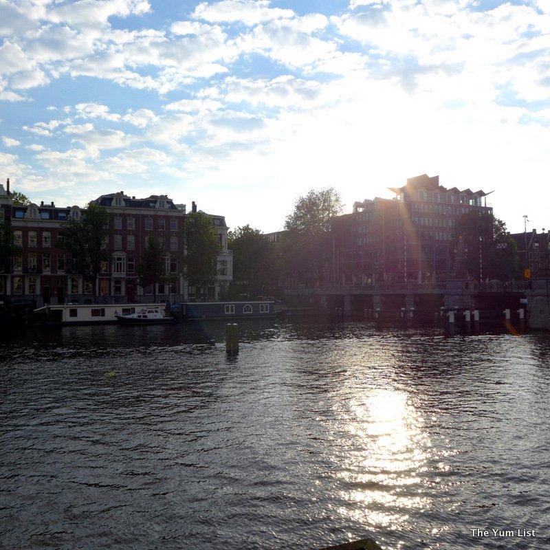 Amstel Amsterdam, Intercontinental
