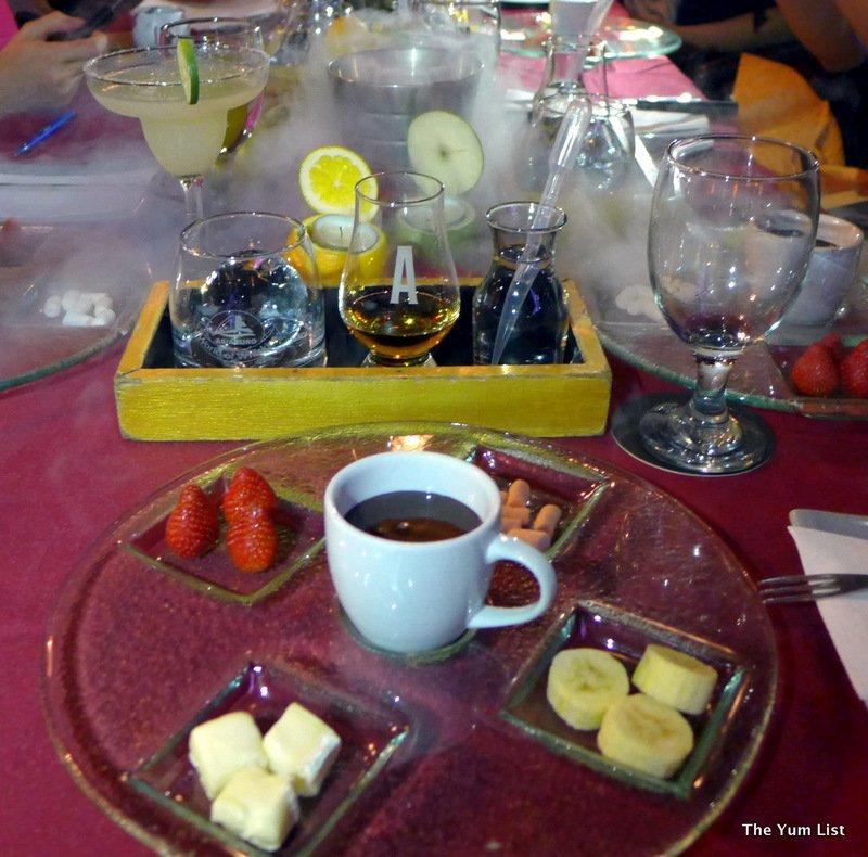 Gourmet Safari, Changkat Bukit Bintang