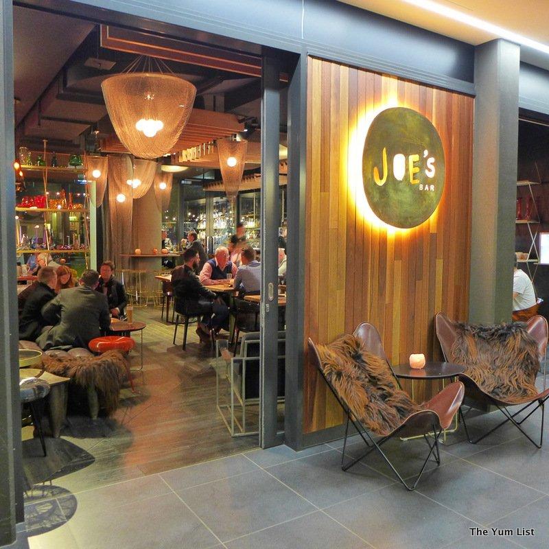 Joe's Bar at East Hotel review