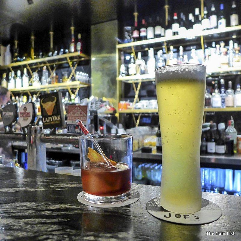 Joe's Bar Review, East Hotel Canberra