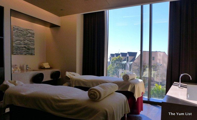 CHI, The Spa, Shangri-La Hotel Sydney