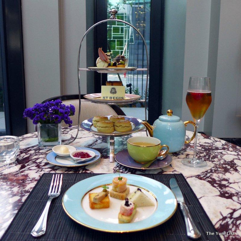 Afternoon Tea The St Regis Kuala Lumpur The Yum List