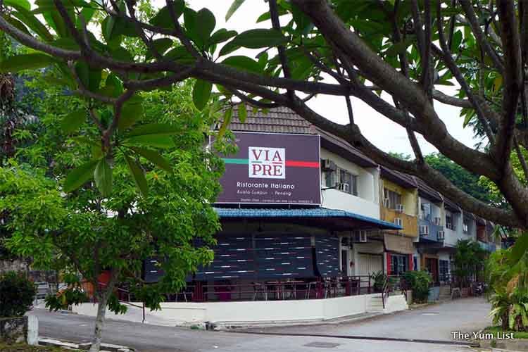 Via Pre, Kuala Lumpur, Taman Bukit Damansara