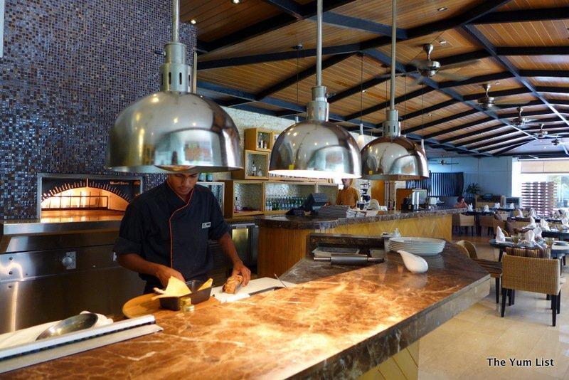 Tosca, Italian Restaurant, Double Tree Hilton
