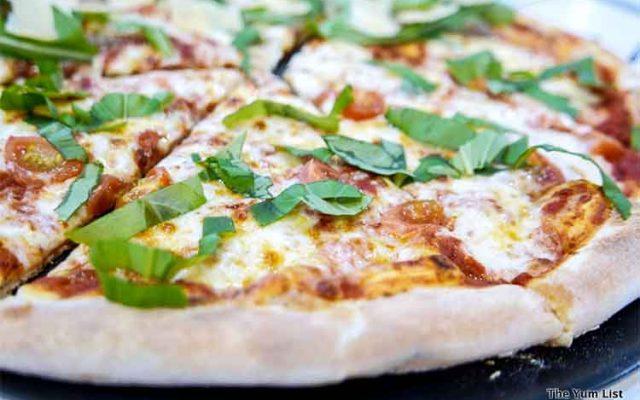 best Italian pizza in Kuala Lumpur