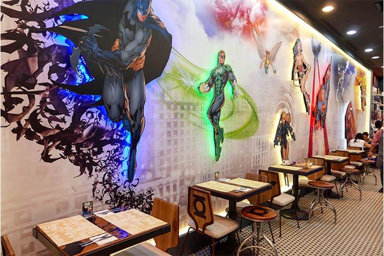 where to eat in Pavilion, child friendly restaurants Kuala Lumpur