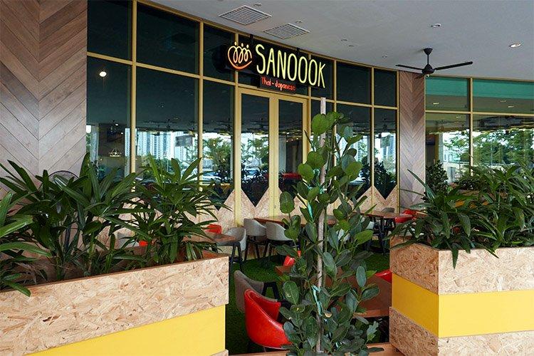 Sanoook Thai Japanese Fusion Restaurant