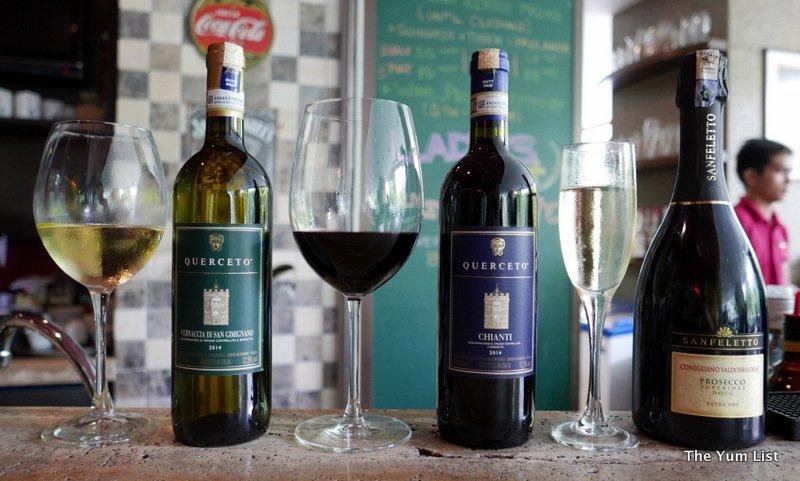 Vineria IT, Italian Restaurant, BSC