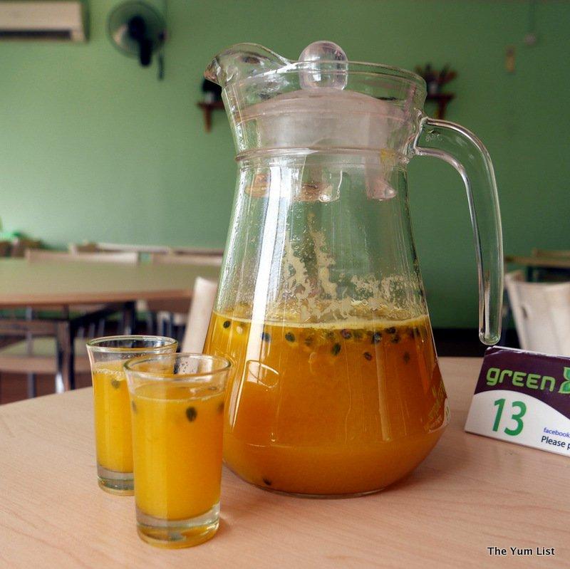 Garden Green Organic Recipe