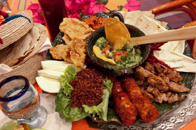 review of Mexican menu, Cedar on 15, Impiana klcc