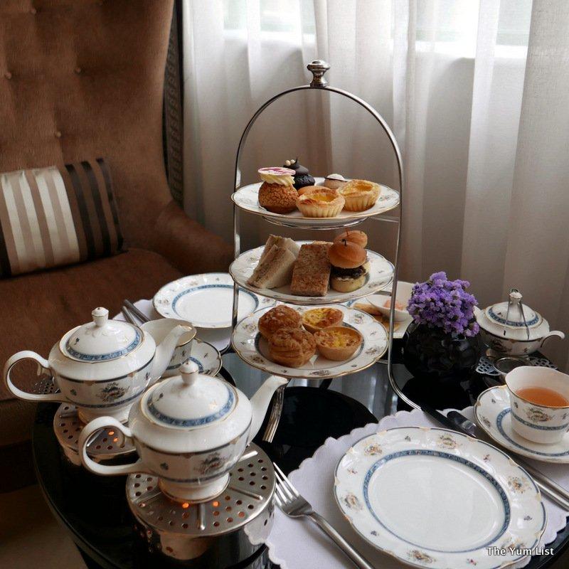 The Ritz-Carlton, Kuala Lumpur, Afternoon Tea