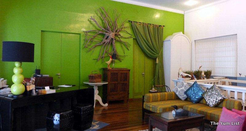 Indulgence Living, boutique hotel Ipoh