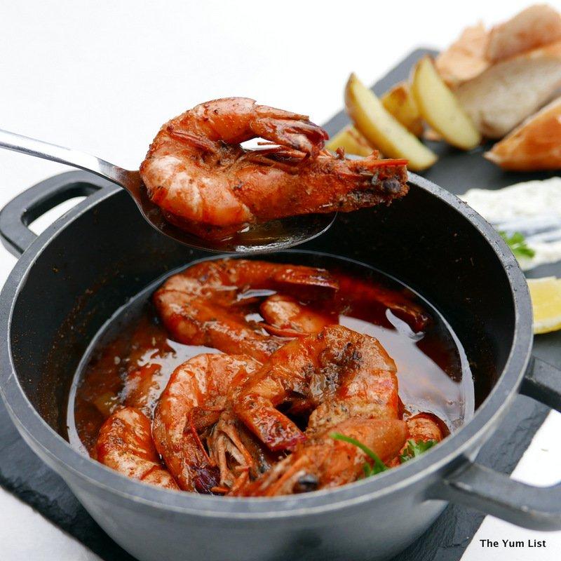 Crave, Seafood Restaurants, Trec KL