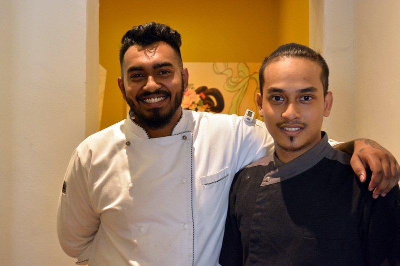 Interview with Chef Vic, Manja at Old Malaya, Kuala Lumpur