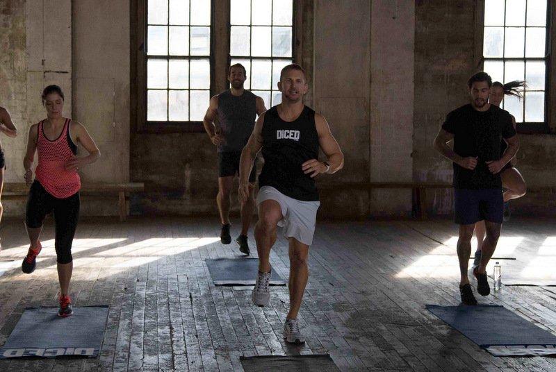 VARLAH, fitness video streaming