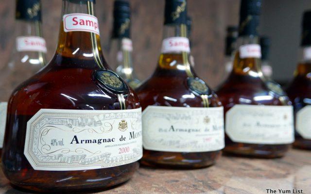 Armagnac, de Montal, France