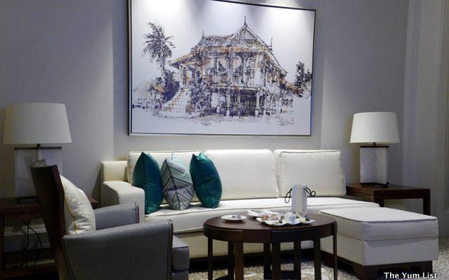 In Room Dining, The St. Regis Langkawi