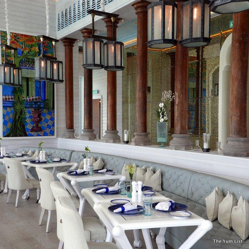 Kayuputi, Sunset Bar, The St Regis Langkawi