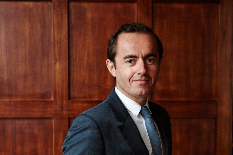 Edouard Demptos, Grand Hyatt Sinagpore, General Manager