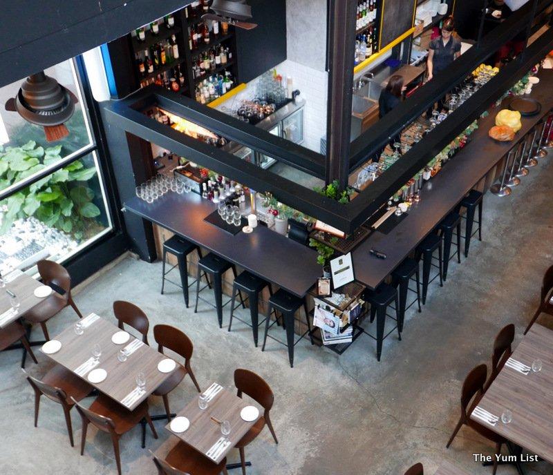 Skillet @ 163, Fraser Place, Kuala Lumpur