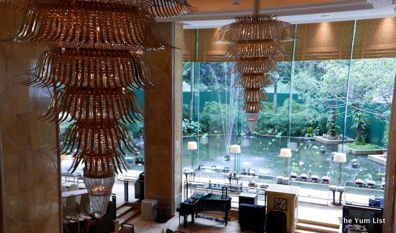 Lobby Lounge, Shangri-La Hotel Kuala Lumpur