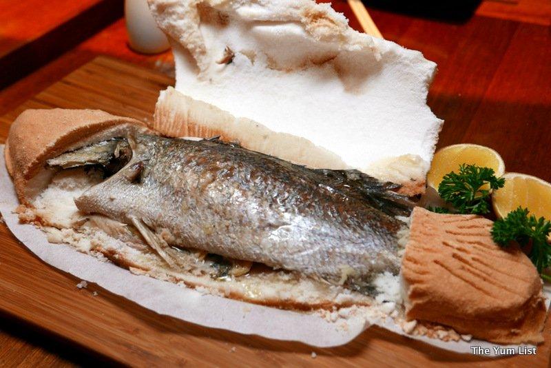 Fisherman's Cove, Seafood Restaurant, Starhill Gallery, Kuala Lumpur