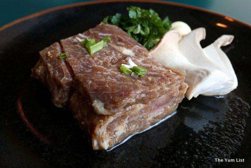 Kung Jung, Fine Korean Cuisine, Kuala Lumpur
